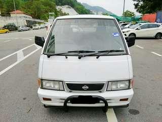 1b23ef207c Nissan Vanette Window Van