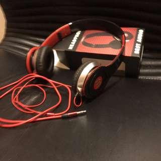 Beats replica headphone (foldable)