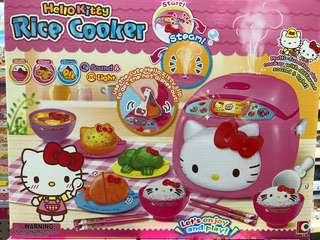 Hello Kitty Rice Cooker 電飯煲玩具