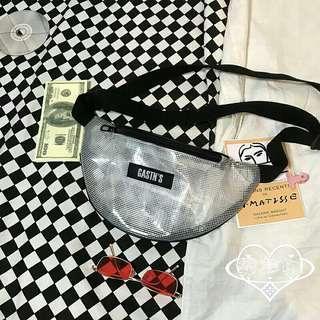 Transparent Sling Bag
