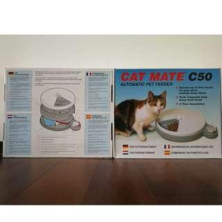 Two PET feeder weels (automatic)