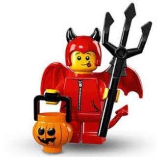 Lego Cute Little Devil