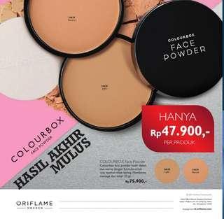 Colour Box face powder