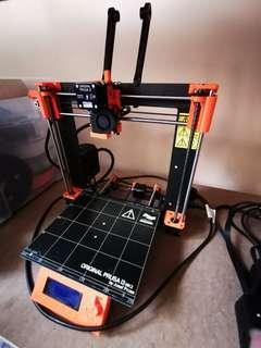 Original Prusa i3 MK2 3D Printer(calibrated, assembled and shipped in one piece from Prague)