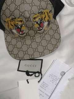 🚚 Gucci tiger Cap