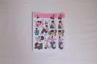 EXO Kai / Jongin Stickers