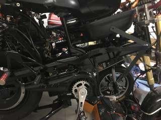 Repair e-bike