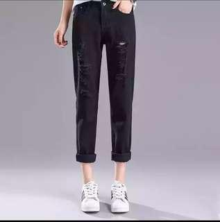 Black pants - waist 31