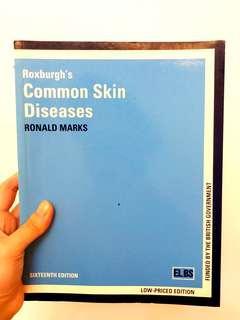 (醫科書本) Roxburgh's Common Skin Diseases