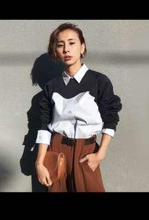 日本型格shirt衫