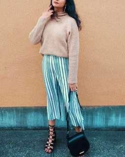 Portmans Striped Culottes