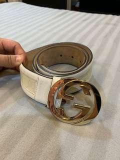 GUCCI BELT size 85