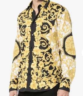 🚚 Versace shirt