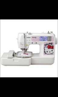 🚚 Brother Hello Kitty Sewing Machine