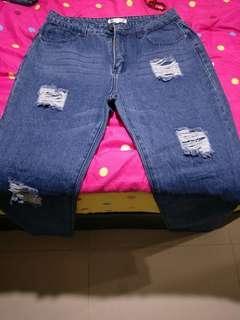 BN Boyfriend Jeans