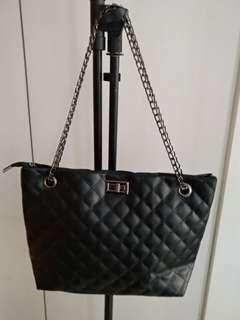 Black small bag