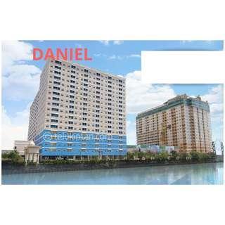 DiJUAL murah, apartemen Teluk Intan, 1 Br hanya 340 jt