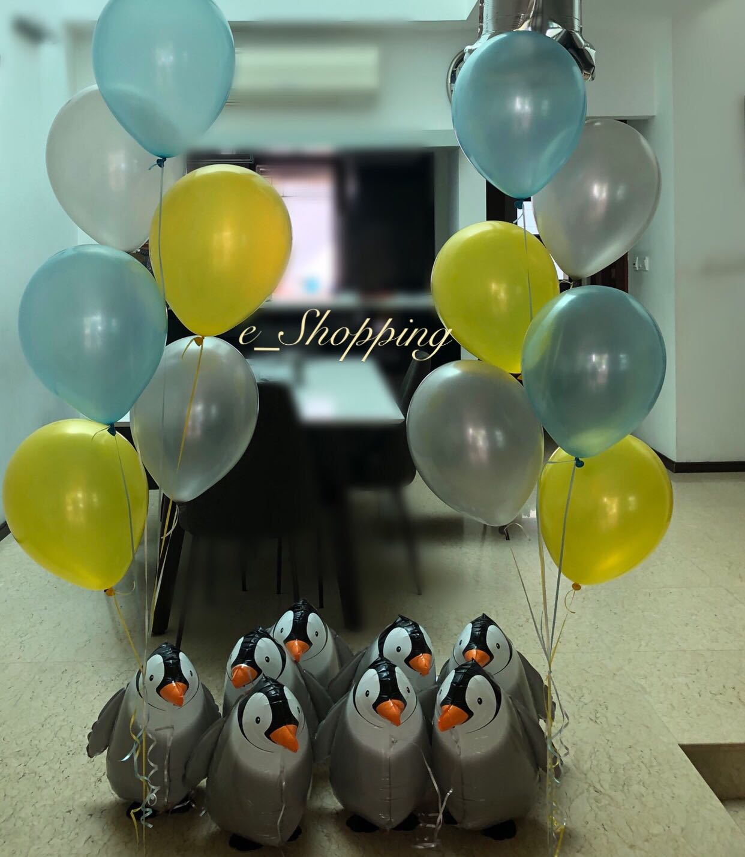 1st Birthday Helium Balloons Babies Kids Toys Walkers On Carousell