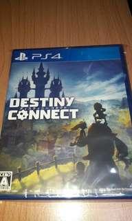 PS4 全新 日文版 Destiny Connect