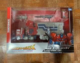 Transformers Legends LG35 Super Ginrai (Optimus Prime)