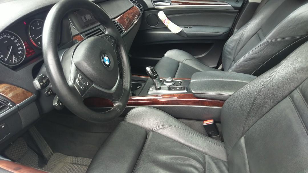 2008年BMW X5 柴油