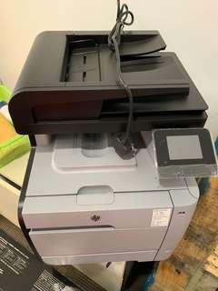 HP Color LaserJet Pro Printer M476dw