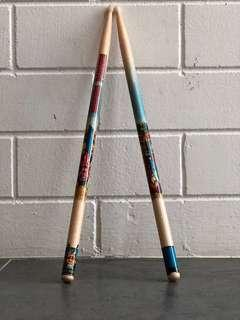 "Hard Rock Cafe ""Surfers Paradise"" Drumsticks"