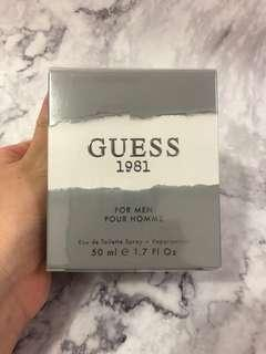 GUESS 1981 EDT For Man Spray 100ml