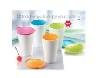 Tupperware Allergra tall cup