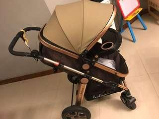 🚚 2 way stroller