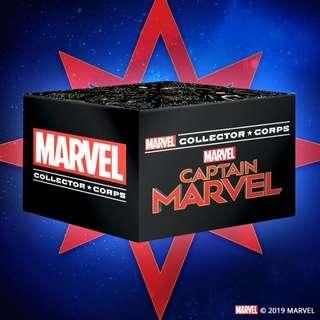 MCC Captain Marvel Box