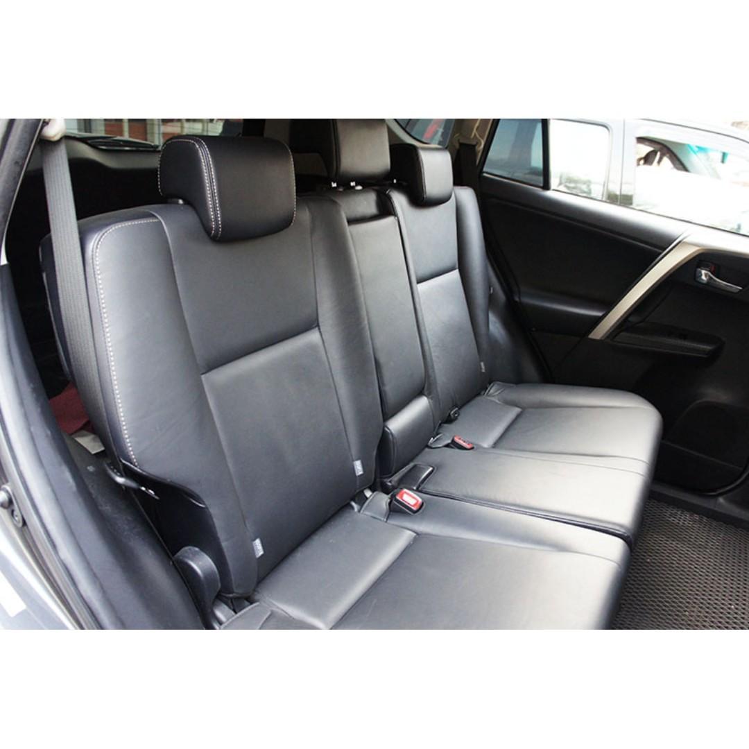 2014年Toyota Rav4 白  『阿賢精選車坊』賞車專線:0908169110