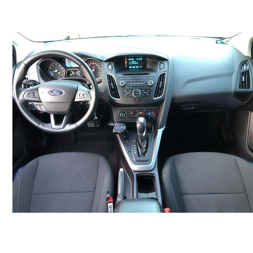 2015年Ford foucs 1.5L