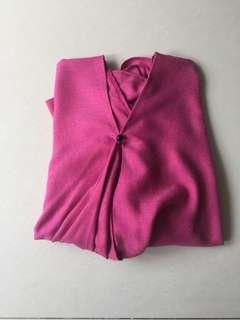 Pink Outer / Top / Rompi / Blazer