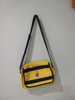 R67 Athletic Bear Sling Bag
