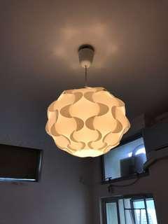 天花吊燈 ceiling lamp