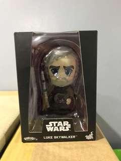 Luke Skywalker Cosbaby Bobblehead