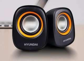 HYUNDAI Plug & Play Speakers