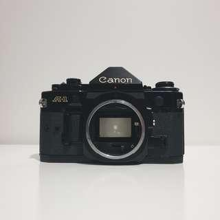 *EXCELLENT* Canon A-1 35mm SLR body