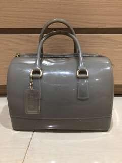 Furla Candy Bag Grey