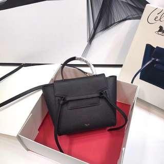 CELINE style belt bag 同款
