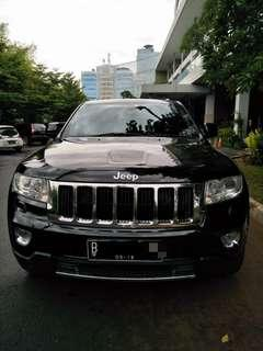 Jeep  Grand cherokee limited.  4x4 at 2012
