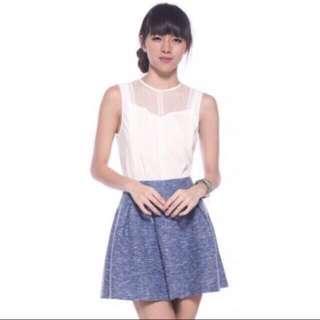 [Love Bonito] Covet Seraphia Tweed Skirt