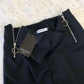 🍉ZARA DOUBLE ZIP LEGGING PANTS Kode : C7178 🍉