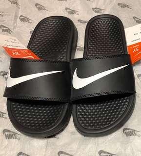 Nike兒童拖鞋 3Y/20cm