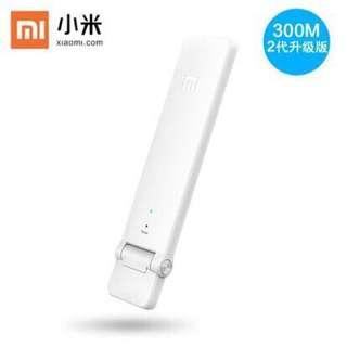 🚚 [近全新]小米WIFI放大器2 (300M)