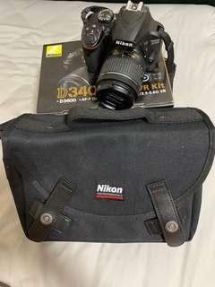 Nikon D3400 (LNIB)