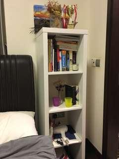 IKEA White Bookshelf - 1 year old