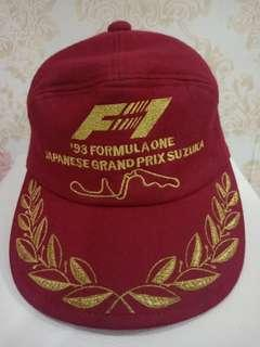 F1 SUZUKA CAP
