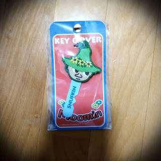 [包郵] Moomin史力奇 鎖匙套 Key cover Snufkin